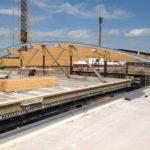 nieuw dak koepel
